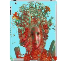 Flower Horizon iPad Case/Skin