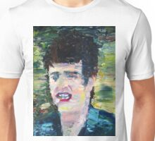 GUY SMOKING Unisex T-Shirt