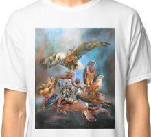 Dream Catcher - Spirit Birds Classic T-Shirt