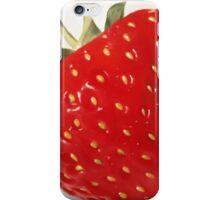 Lovely Big Strawberry iPhone Case/Skin