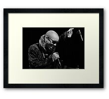 sweet and lovin man Framed Print