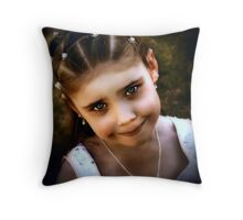Paige  Throw Pillow