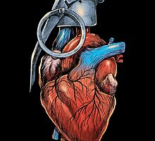 Heart Grenade by carbine