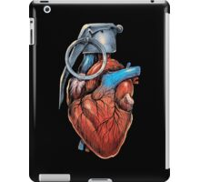 Heart Grenade iPad Case/Skin