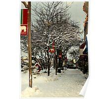 White Bear Lake, MN: Washington Square Poster