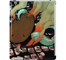 Occult Plumbing iPad Case/Skin