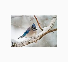 Blue Jay In Spring Unisex T-Shirt