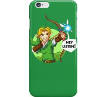 Zelda Fairy Bow  iPhone Case/Skin