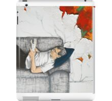 reader iPad Case/Skin