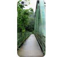 Sutton, WV: Crossing Over iPhone Case/Skin