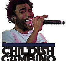 Childish Gambino by litleangel