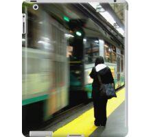 Boston: Green Line iPad Case/Skin