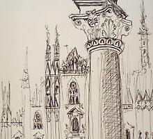 Piazza del Duomo by Stephen Coley
