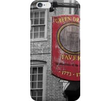 Boston: Green Dragon Tavern iPhone Case/Skin
