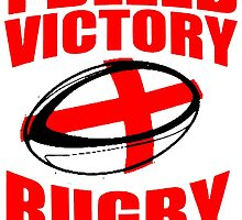 England Rugby Union World Cup 2015 - Tshirts, Stickers, Mugs, Bags by zandosfactry