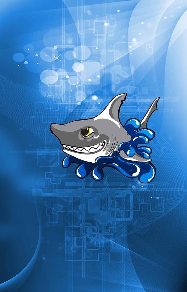 Sharky Shark by ACImaging