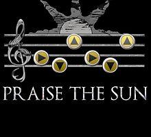 Praise the sun by AllMadDesigns