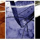 Lines Apart Triptych by ragman
