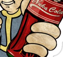 Nuka Cola Sticker