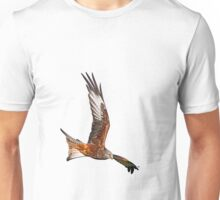 Red Kite from Mid Wales Unisex T-Shirt