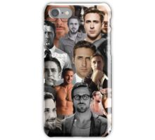 Ryan Gosling Collage iPhone Case/Skin