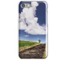 Cross Road iPhone Case/Skin