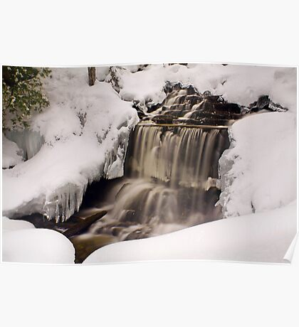 Wagner Falls Frozen 2 Poster
