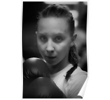 she fight Poster