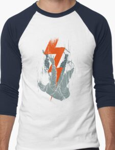 Fall effect Men's Baseball ¾ T-Shirt