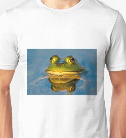 Pond Frog Unisex T-Shirt