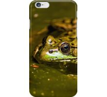 Leopard Frog iPhone Case/Skin