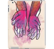 Dirty Hands iPad Case/Skin