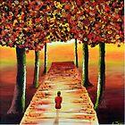 Autumn Walk by Aoife Joyce