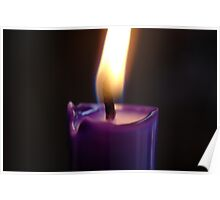 Candle Magic Poster