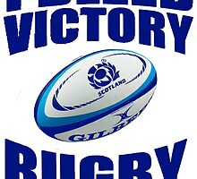 Scotland Rugby Union World Cup 2015 - Tshirts, Stickers, Mugs, Bags by zandosfactry