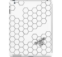 Beehive and Bee iPad Case/Skin