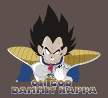 Oh God Dammit Nappa by Michael Daly