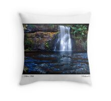 Card: A Place Called Peace Throw Pillow