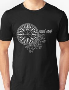 Compass Rose Noir T-Shirt
