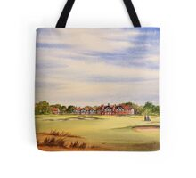 Royal Lytham And St Annes 18Th Hole Tote Bag