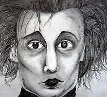 Johnny as Edward by Aoife Joyce