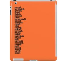 Percy Jackson and the Olympians Characters iPad Case/Skin
