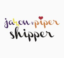 Jason and Piper Shipper Kids Clothes