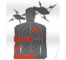 Killed by drones- Muse Poster