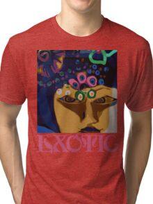 Exotic Tri-blend T-Shirt