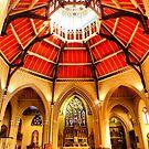 Sacred Heart Blackpool by Lilian Marshall