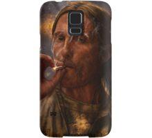 True Detective - Rust Cohle 2014 Samsung Galaxy Case/Skin
