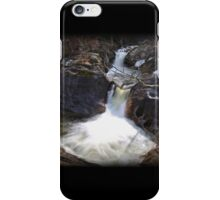 Rocky Plunger iPhone Case/Skin