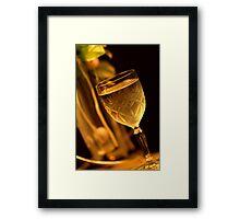 Champaign Framed Print