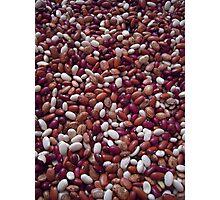 """Beans"" Photographic Print"